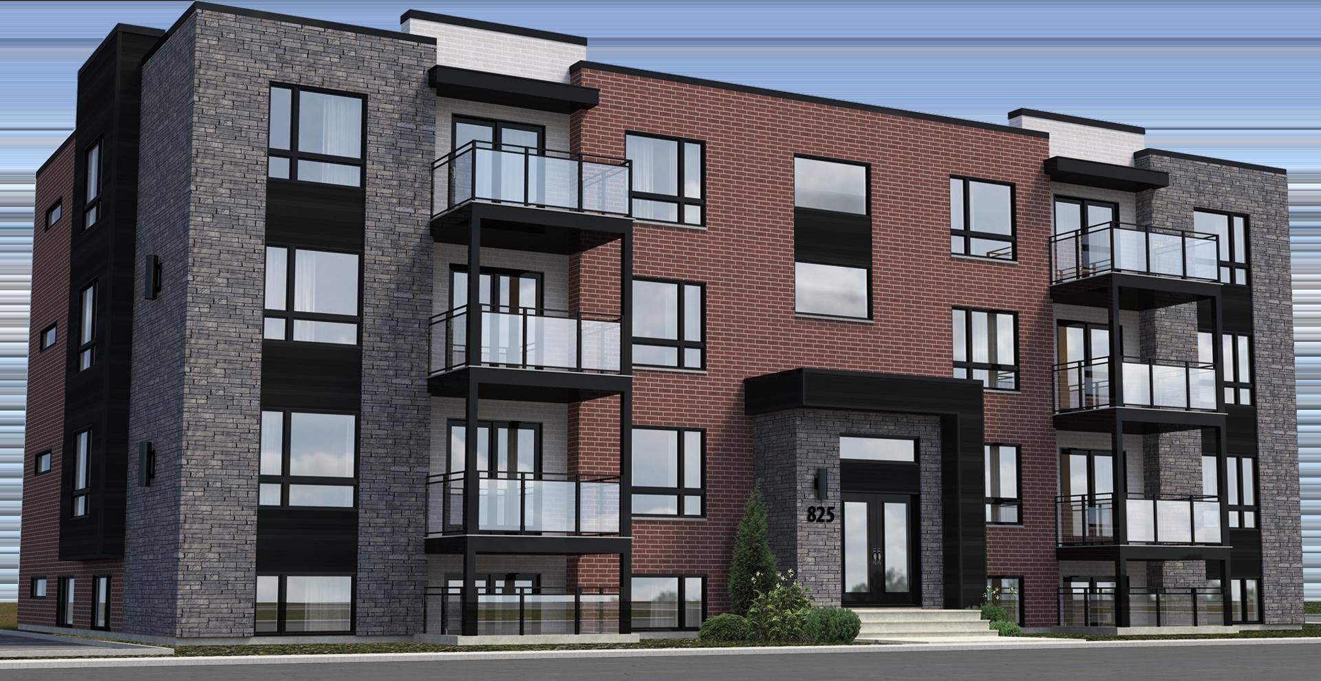 825 Curé-Poirier par Les Habitations Excellence